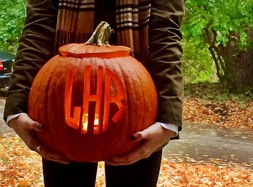 pumpkinmonogram