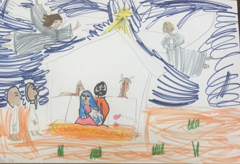 Imagining the Nativity